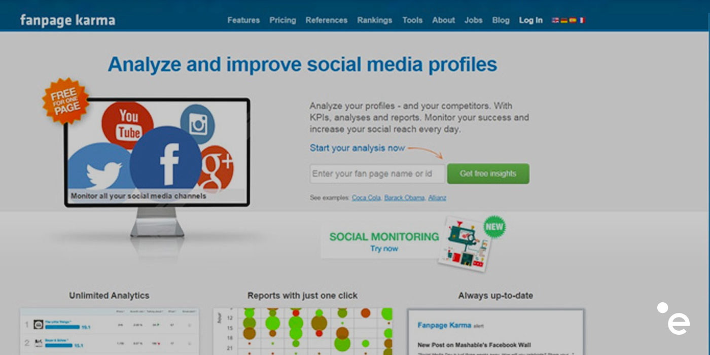 Fanpage Karma: il tool per l'analisi dei competitors nei social network