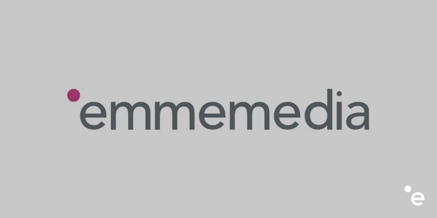 Emmemedia aggiorna il suo Logo
