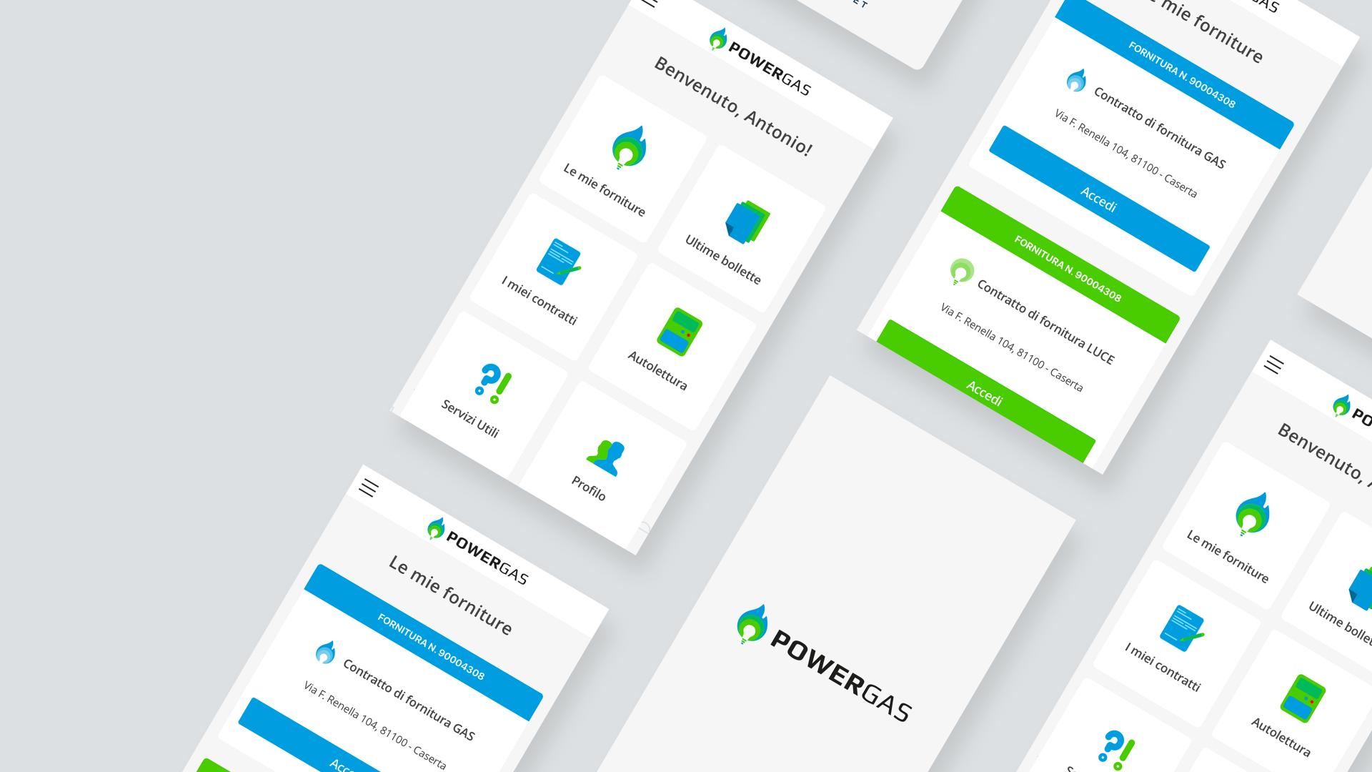 Powergas full app