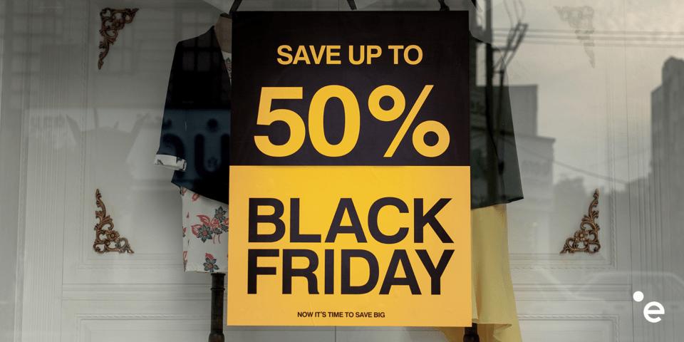 Perché la tua azienda dovrebbe aderire al Black Friday